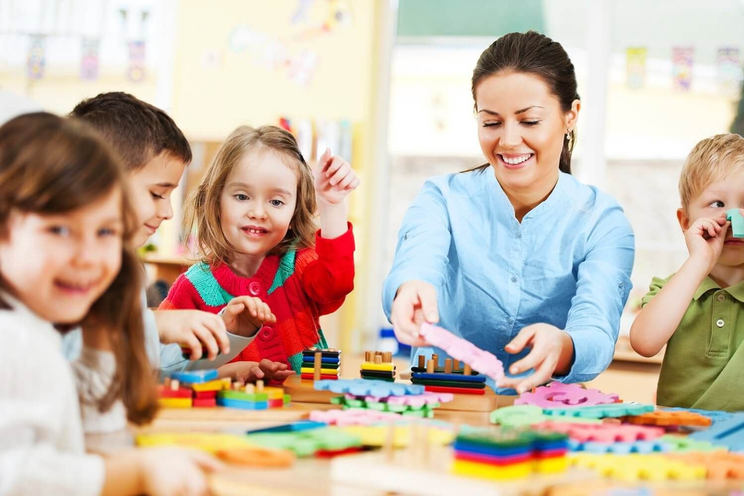 Why Study Early Childhood Education Technician?
