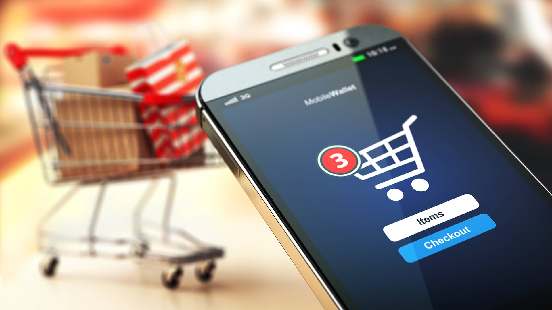 Top ranking for Shopping Online App in Malaysia